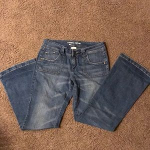 Juniors Hydraulic Vintage Worn & Torn 11/12 Jeans